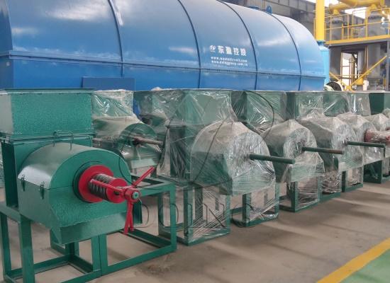 300-500千克/小时单螺旋棕榈油榨油机
